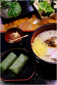 素麺セット - HIGEMASA's Moody Photo