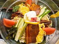 京都市 季節の冷麺♪ 漬物割烹 ふく井 - 転勤日記