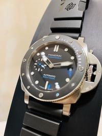 パネライ サブマーシブル 42mm - 熊本 時計の大橋 オフィシャルブログ