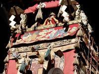 冬の祇園祭(Winter Gion Festival) - ももさへづり*やまと編*cent chants d'une chouette (Yamato*Japon)