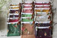 帆布はぎれで小さくて可愛いカラフルPVCポーチのプレゼント♪ - neige+ 手作りのある暮らし