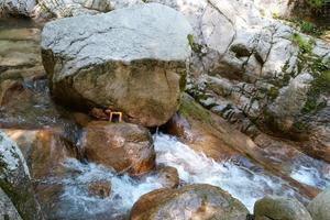 八ツ淵(やつぶち)の滝に行ってきました -