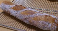 ショボいバゲット&焼いてみたモノ - ~あこパン日記~さあパンを焼きましょう