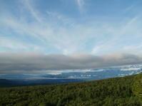 早朝の晴れ間 - 八ヶ岳 革 ときどき くるみ