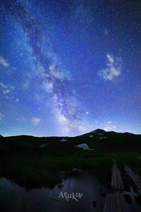 祓川の夜 - Aruku