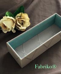基本の箱 - Fabrikoのカルトナージュ ~神戸のアトリエ~