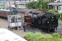 休日の昼過ぎの終着駅- 2019年梅雨・真岡鐵道 - - ねこの撮った汽車
