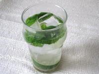 <イギリス・菓子レシピ> ノンアルコール・モヒート【Mojito Mocktail】 - イギリスの食、イギリスの料理&菓子