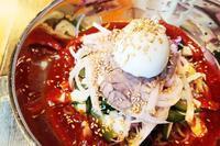 韓国料理Chanchan@表参道で冷麺 - Good Morning, Gorgeous.