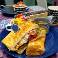Hanna Hula Garden & Cafe * 素敵なガーデンカフェで七夕のブランチ♪ - ぴきょログ~軽井沢でぐーたら生活~