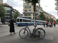 チューリヒの街中 - 好きな写真と旅とビールと