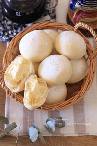 冷やしクリームパン - Bon appetit!
