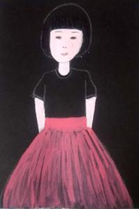 おかずくん - たなかきょおこ-旅する絵描きの絵日記/Kyoko Tanaka Illustrated Diary