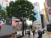 7月9日㈫の109前交差点 - でじたる渋谷NEWS