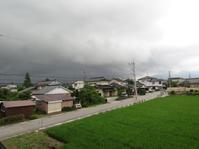 雷鳴轟く空と、雨。 - タビノイロドリ