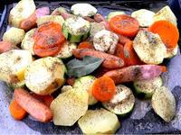 焼き野菜 - 今日のお弁当