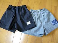 キッズショートパンツ - M's Factory