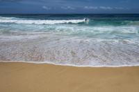 第906回  Picturesque landscapes in Hawaii - 湘南群青 -The sunset  blue -