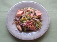 <イギリス料理・レシピ> 鮭のセビーチェ【Salmon Ceviche】 - イギリスの食、イギリスの料理&菓子