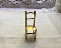 金の椅子のペンダントトップ68 - スペイン・バルセロナ・アンティーク gyu's shop