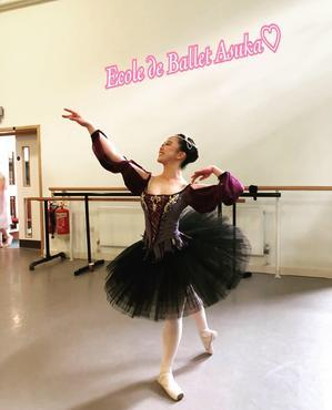 英国 Rambert School of Ballet and Contemporary Danceより帰国♪ - Kyoto Ecole de Ballet Asuka official blog♪ 京都 エコール・ドゥ・バレエ・アスカ
