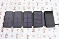 暮らしの一コマ。防災グッズにもなる、便利なソーラーパネル付きモバイルバッテリー - 暮らしの美学