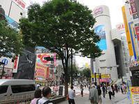 7月10日㈬の109前交差点 - でじたる渋谷NEWS