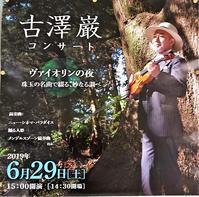 ヴァイオリンの夜at田園交響ホール - いたりあん かふぇ