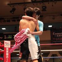 濱田力試合中止です。 - 本多ボクシングジムのSEXYジャーマネ日記