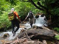 ゆる沢へGO!…Team Kozaemon編「加須良川」 - 山にでかける日