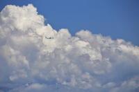 もくもく、もくもく、くもくも~旭川空港~ - 自由な空と雲と気まぐれと ~from 旭川空港~