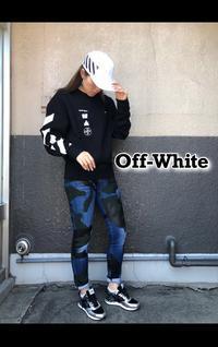 待望の「Off-White(オフホワイト)」新作商品が入荷致しました!! - UNIQUE SECOND BLOG