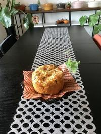 レッスン前の予習とワンプレート - カフェ気分なパン教室  ローズのマリ