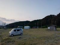 車旅25日目乙部町岩内町神恵内町神威岬 - 空の旅人