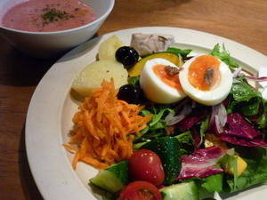 Cafe Bibliotic Hello - 木漏れ日Kitchen便り ~Kira Kira *Sweet days*~