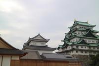 名古屋観光①名古屋城#1 - 風の彩り-2