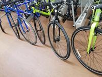 スポーツバイク試乗車いろいろ - 滝川自転車店