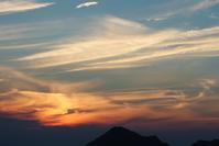 縞模様2 - 雲空海