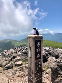 登山2019 ③④⑤ 〜茶臼岳*朝日岳〜♪ - 君の瞳に恋してる♪