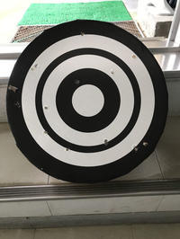 弓の稽古今日の矢所 - ブリキの箱