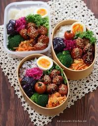 今日のbento 💛 (o・ω・o) ♪ - **  mana's Kitchen **