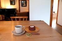 ここあのろーるけーき:カフェ・ルーラル(西目屋村) - 津軽ジェンヌのcafe日記