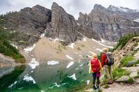 3つの湖とお花畑と氷河を巡る、絶景三昧のハイキング - ヤムナスカ Blog