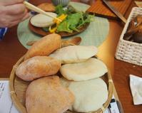 ピタパン@ホシノ天然酵母レッスン*スパイシーなサンドウィッチでご試食♪ - 土浦・つくば の パン教室 Le soleil