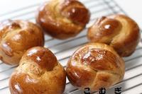 黒糖ブレッド - パン・お菓子教室 「こ む ぎ」