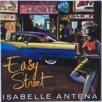 Isabelle Antena ‎– Easy Street / Magic Words - まわるよレコード ACE WAX COLLECTORS