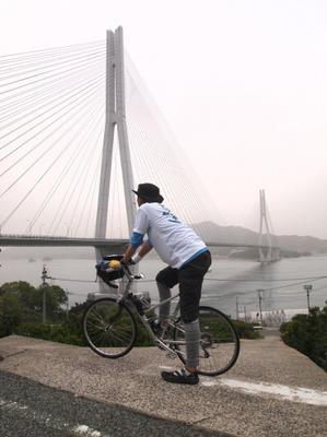 しまなみ海道自転車ツアーの記憶 - 本日も晴天なり  ちょっとそこまで自転車で