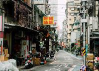 Taiwan snap #108 台北の街をあらためて。 - 台湾に行かなければ。