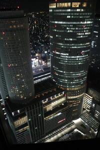 名古屋観光③ミッドランドスクエア夜景 - 風の彩り-2