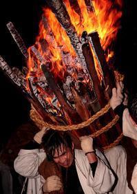 鞆の浦伝統の火祭り「お手火神事」そのⅠ - 鞆の浦ロマン紀行